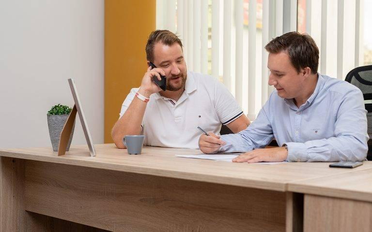 Obchodnici navolávání schůzek | Netpromotion